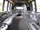 Our fleet of limousines